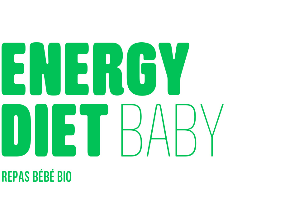 Energy diet baby. Branding and packaging Beautysané